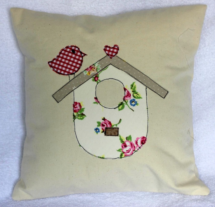 Pillow Applique Ideas: 179 best cojines images on Pinterest   Cushions  Embroidery and    ,