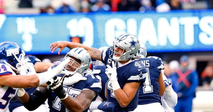 Dallas Cowboys: Here's what stood out most about Dak Prescott's play in win over Giants, and it's not his stats | SportsDay