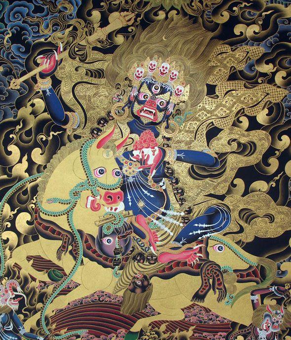 Palden-Lhamo