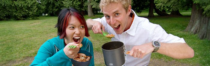MEC Community: Spork and Beans Outdoor Recipes