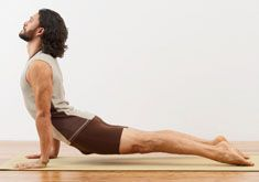 UpwardDog includes information on how to start out with cobra pose to prevent hurting the lower back.