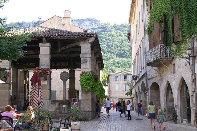 © ADT82-St Antonin Noble Val- PICT0408 by tourisme tarn et garonne, via Flickr