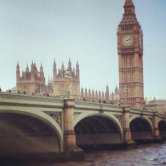 Big Ben, Parliment Square,  Westminster,  London