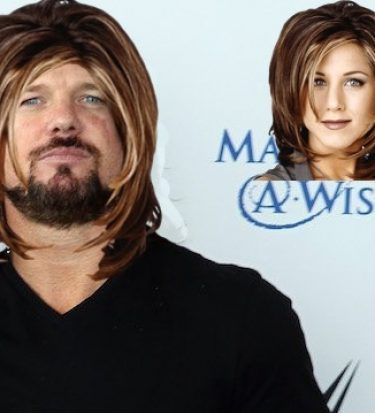"""AJ Styles finally achieves """"The Rachel"""" haircut - Kayfabe News  