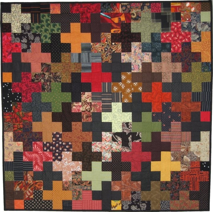 29 best Quilt Ideas - Tessellations images on Pinterest | Colours ... : tessellation quilt blocks - Adamdwight.com