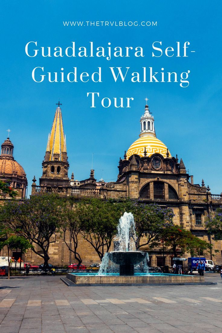 Avoid the organised tours and make your own way around Guadalajara at your own pace.  I've made up a list of must-see places during your self-guided walking tour in Guadalajara.  Click to see more...: