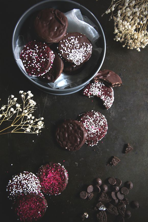 Homemade Thin Mints Cookies, Blog Freepeople, Homemade Thin, Style ...