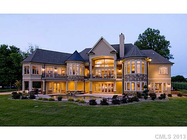 Lake norman luxury homes lake norman real estate - 5 bedroom houses for sale in charlotte nc ...
