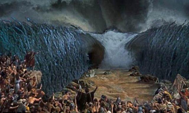 #HeyUnik  Bukti Ilmiah Nabi Musa Pernah Membelah Laut Merah #Alam #Arkeologi #Sejarah #YangUnikEmangAsyik