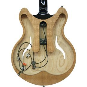 hollow body guitar - Google zoeken | instrumenten