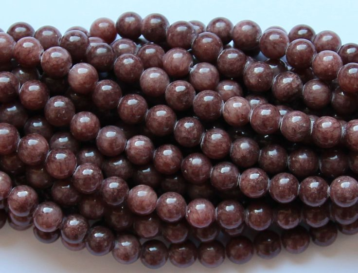10mm full strand Jadeite beads, brown chocolate jadeite stone beads, gemstone bracelet beads set, jadeite strand, string beads, DIY jewelry set  Feel free to visit our nkcraftstudio shop on Etsy.com