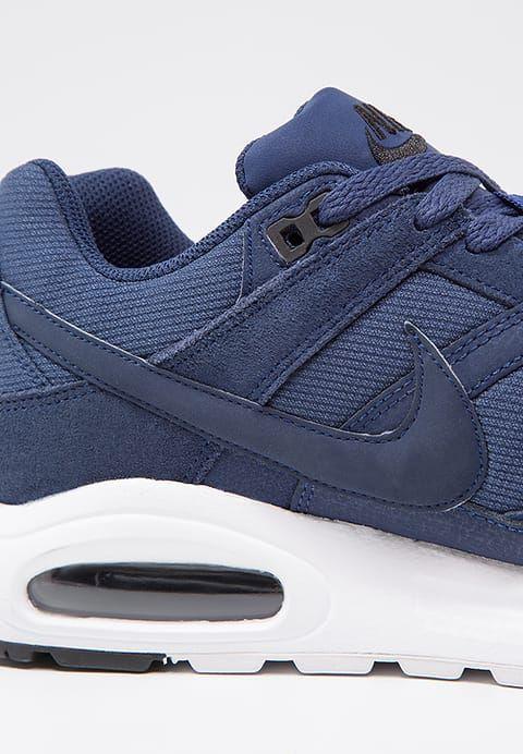 Schoenen Nike Sportswear AIR MAX COMMAND PREMIUM - Sneakers laag - midnight navy/black/comet blue/white Donkerblauw: € 134,95 Bij Zalando (op 12-2-17). Gratis bezorging & retournering, snelle levering en veilig betalen!