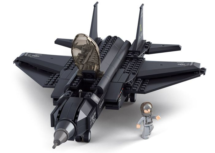 SLUBAN LEGO LIGHTNING - II FIGHTER AIRCRAFT