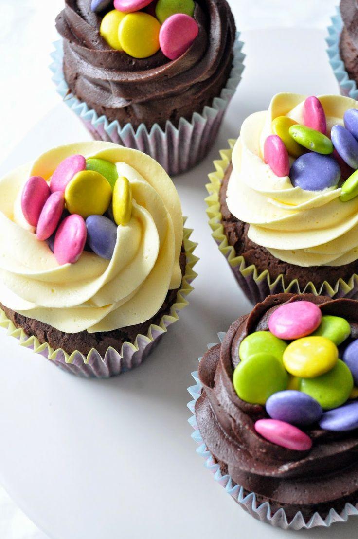 Gluten-Free Easter Cupcakes Recipe