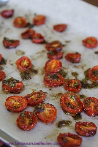 A whinge about the down-sides of spring - and a recipe for Tomato and Three Cheese Tart.