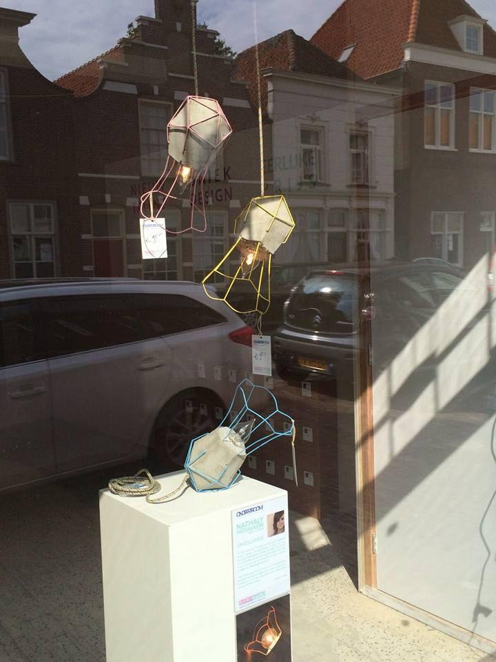 Oma's lampje op de Biennale van Kunstvesting Heusden op 12 en 13 september 2015. Kom je dit weekend ook langs?