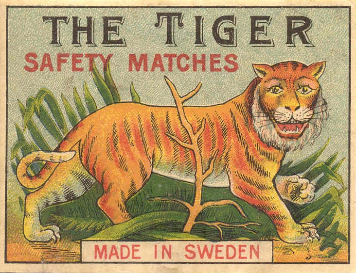 The Tiger, Sweden
