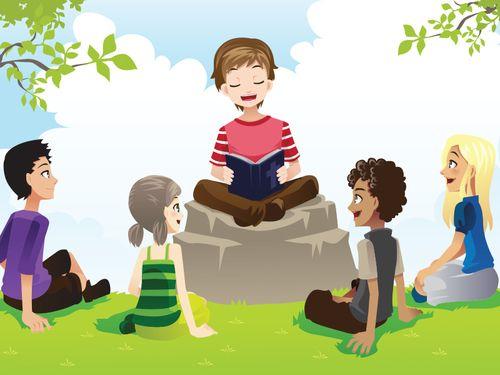 Currículo bíblico para niños, escuela dominical