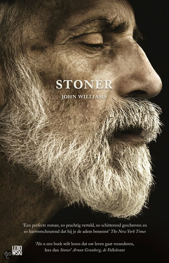 #Stoner - #JohnWilliams  Klik en geef een review!