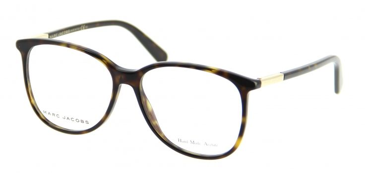 Marc jacobs - lunettes de vue mj 548 ant Écaille