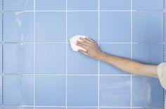 Ces 3 ingrédients vont faire briller les carreaux de votre salle de bain !