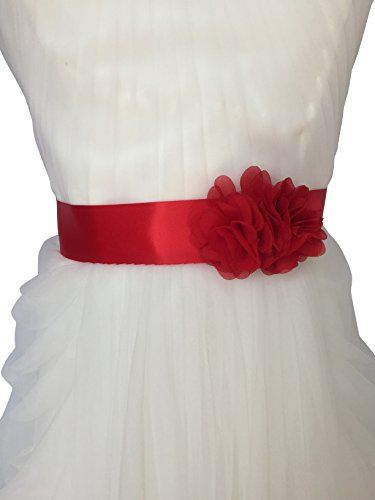 Lemandy Beautiful And Sexy two Tulle Flowers Belt For Wed... https://www.amazon.co.uk/dp/B00XJEIW7M/ref=cm_sw_r_pi_dp_x_qJtqybNWHGDVZ