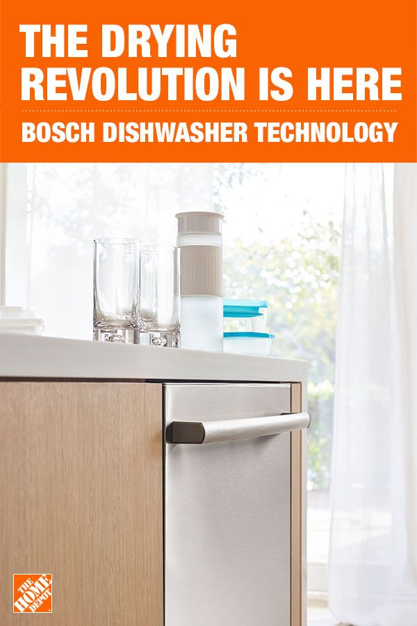 Bosch 500 Series 24 In Stainless Steel Top Control Tall Tub Pocket Handle Dishwasher With Stainless Steel Tub Autoair 44dba Shpm65z55n The Home Depot Steel Tub Dishwasher Bosch Dishwashers