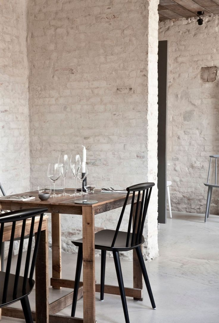 Host Restaurant Rustic Scandinavian Interior By Norm Architects Scandinavian Interior