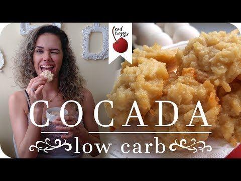 Cocada low carb