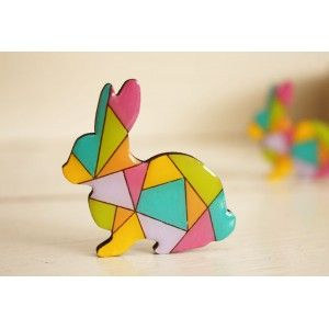 Henry the Magical Geometrical Rabbit