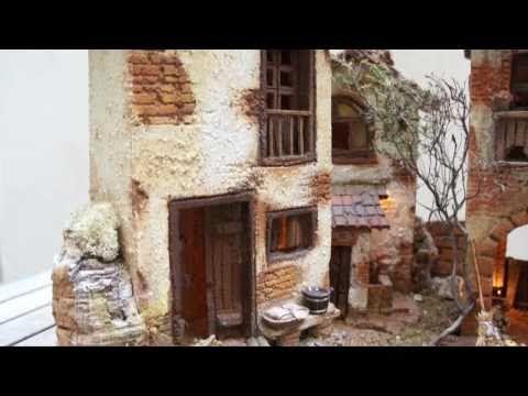 Pueblo con portal y casas altas (Ref. 1103) - YouTube