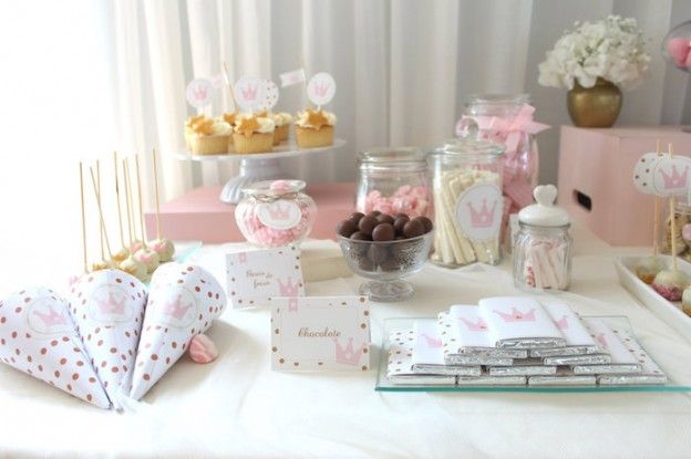 Once Upon A Time Princess Birthday Party via Kara's Party Ideas KarasPartyIdeas.com The Place for All Things Party! #princess #princessparty #onceuponatime #princesspartyideas #princessdecor (13)