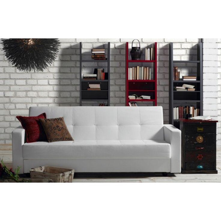 Sofa cama clic clac con arcones