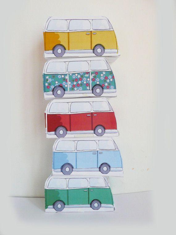 DIY Camper Van Project Printable PDF Project for by designbirdie, €3.00