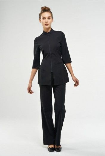 Urban fusion for Spa uniform in the philippines