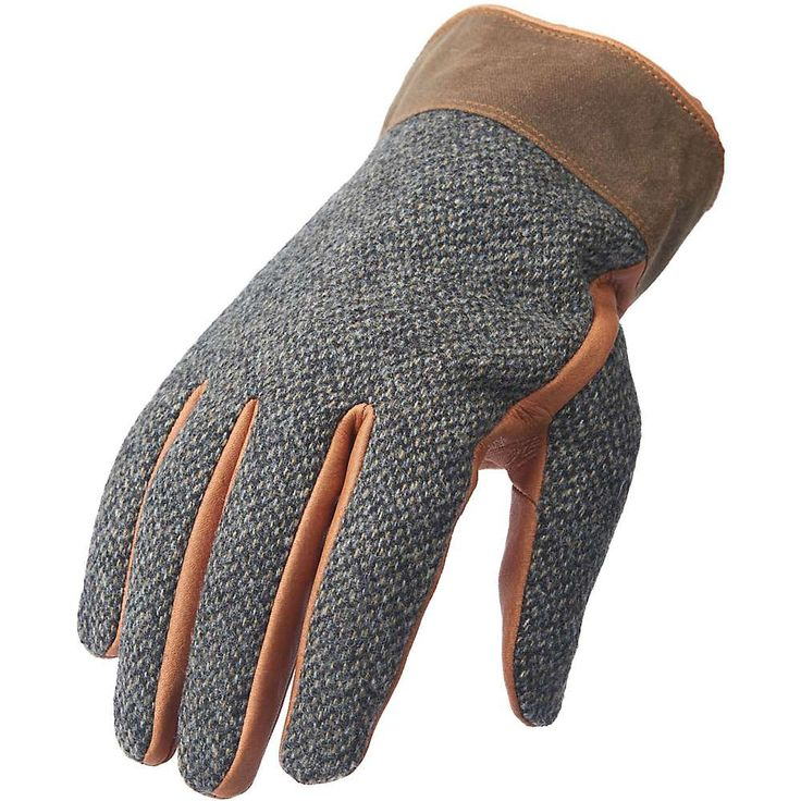 Woolrich Men's Mill Wool Trigger Glove - at Moosejaw.com