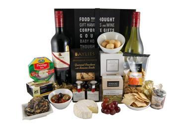 Cheese & Wine Duo Gift Hamper  <3   <3