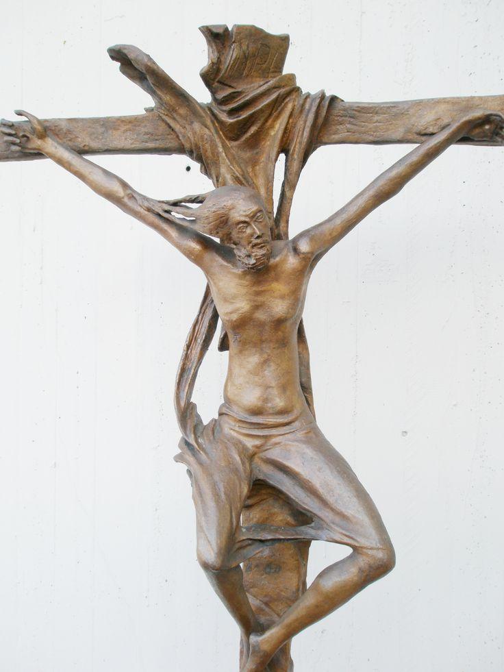 Opera di Pericle Fazzini realizzata nel 1991