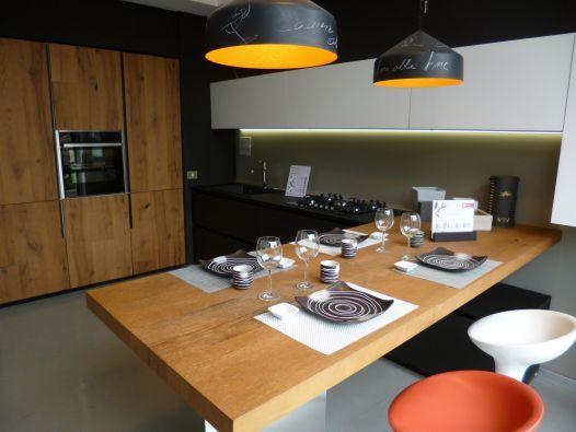 17 migliori idee su piano cucina in legno su pinterest - Top cucina fenix prezzo ...