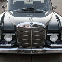 Mercedes 220 SEb  *VERKAUFT*