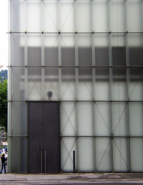 Peter Zumthor, Kunsthaus Bregenz, Bregenz, Austria 1990-1997