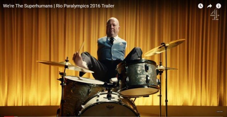 'Superhumanos' están por llegar a los Paralímpicos de Río - Punto MX