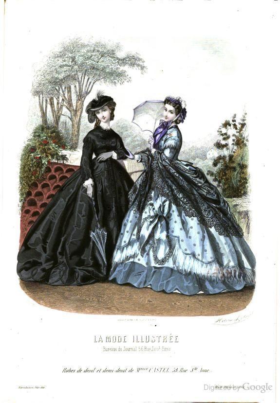 La Mode illustrée: journal de la famille - Google Books 1864