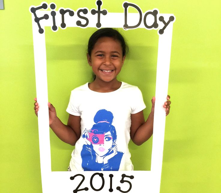 Back-to-School: First Week Fun!
