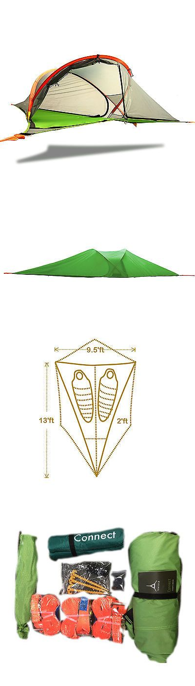 Tents 179010: Tentsile Connect 2 Person Four Season Camping Suspended Tree Tent -> BUY IT NOW ONLY: $450 on eBay!