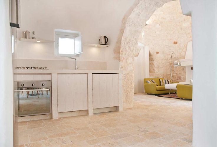 Looking for a Trullo in Ostuni for sale: try our interior design solutions
