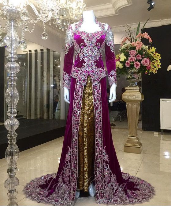 beautiful kebaya dress