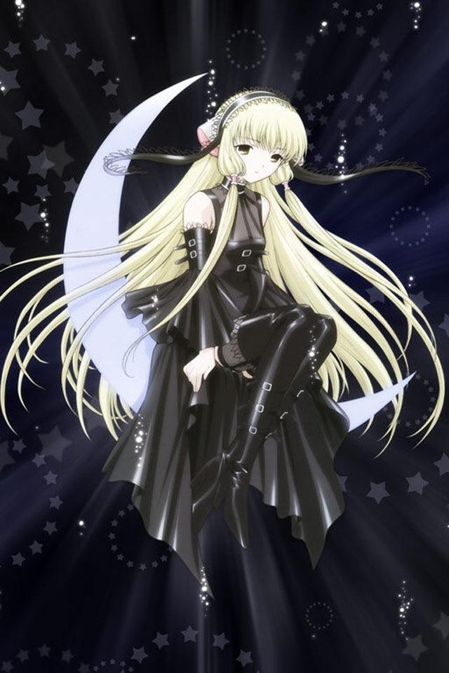 (9) Freya (Dark Chii) from Chobits