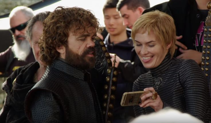 You need to see these pictures of the cast of Game Of Thrones actually liking each other
