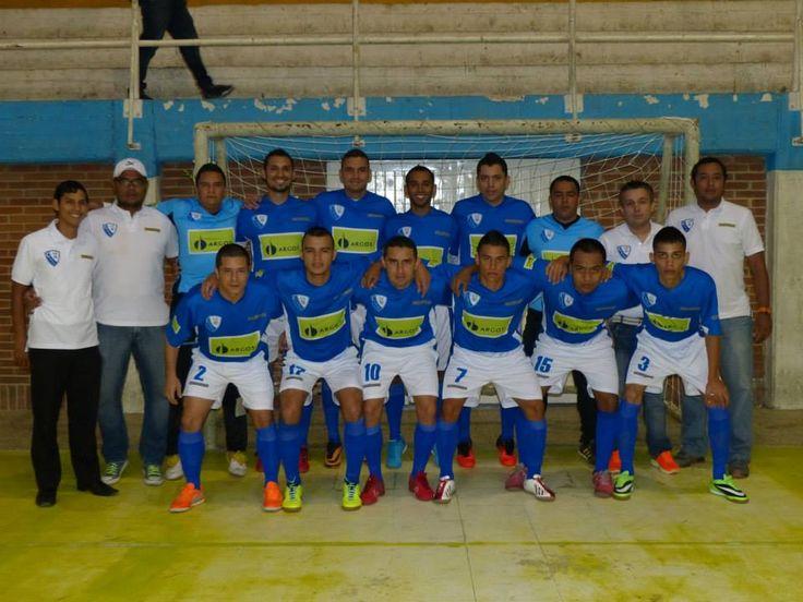 ¿Mi Sueño? Jugar Futsal Profesionalmente! Este club me abrio las puertas y ahora en pocos años estare jugando aqui! Gracias Campaz!!